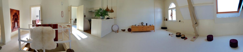 Praktijkruimte: De Verdieping.